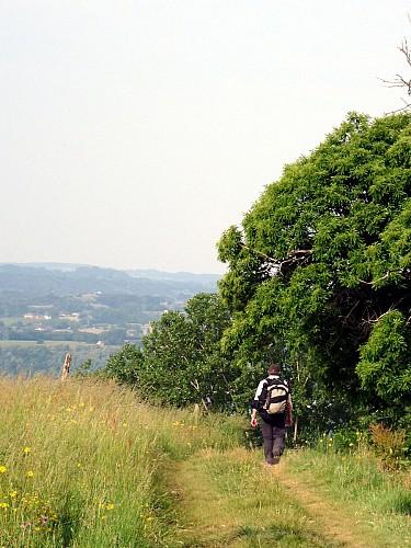 """Trail """"les Hauts de Saint-Genix sur Guiers"""""""