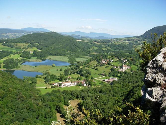 Sentier Le Mont de Lierre