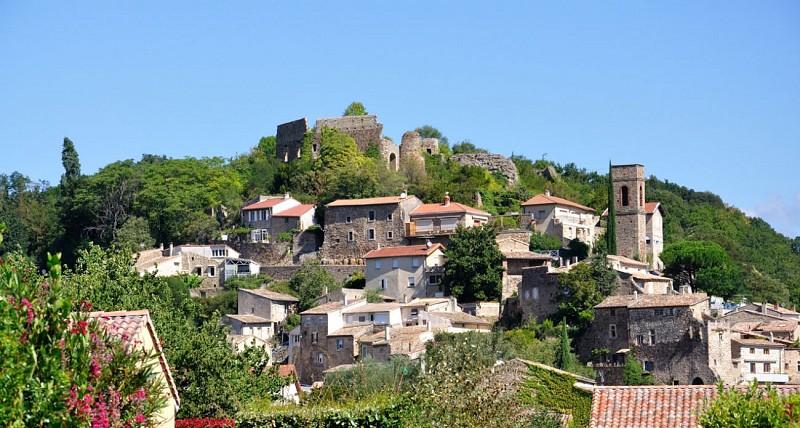 Village de caractère de Beauchastel