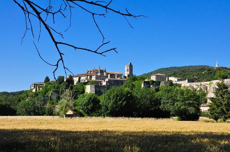 ViaRhôna von Viviers nach Bourg-Saint-Andéol