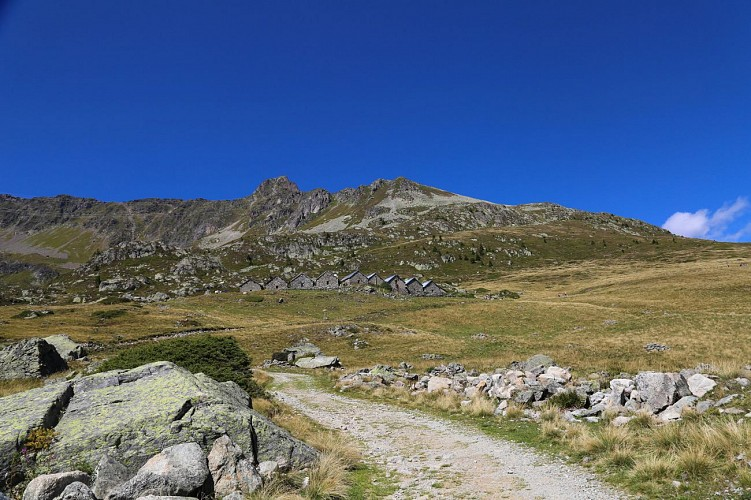 MTB trail: Le Couteray-Loriaz