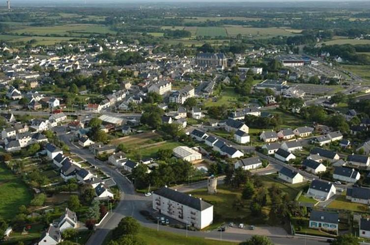 Herbignac: Circuit 22 du Site VTT-FFC La Roche-Bernard (OFFICIEL)