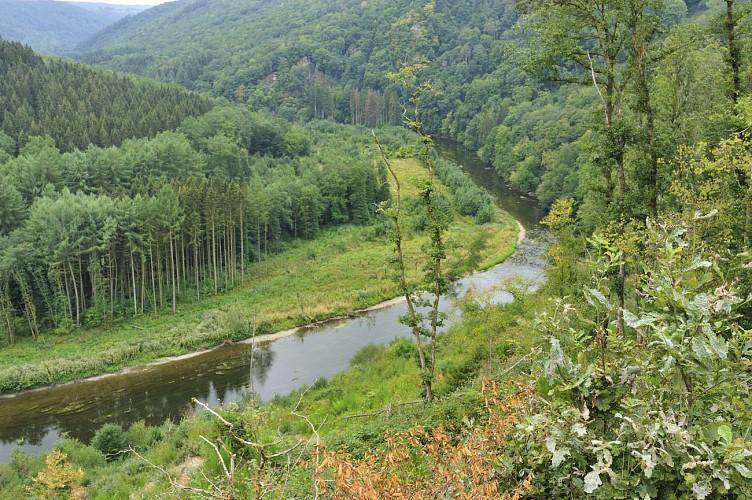 Rochehaut: Grandeur et vertige d'un grand panorama