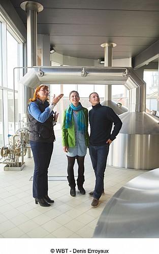 Authentische Brauereien in Leuze