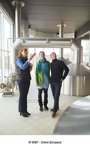 De authentieke brouwerijen van Leuze