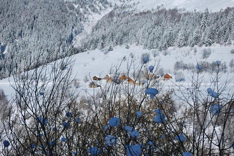 Chemin de 1400m - Saint François Longchamp