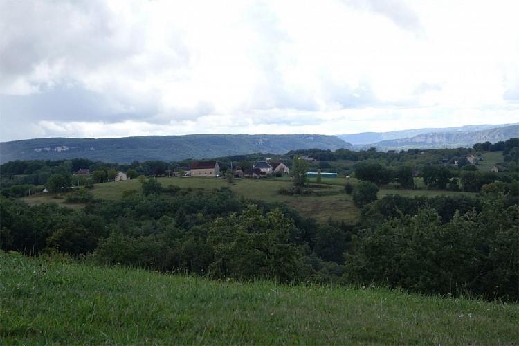 Boucle Durand-Sennac à Queyssac-les-Vignes