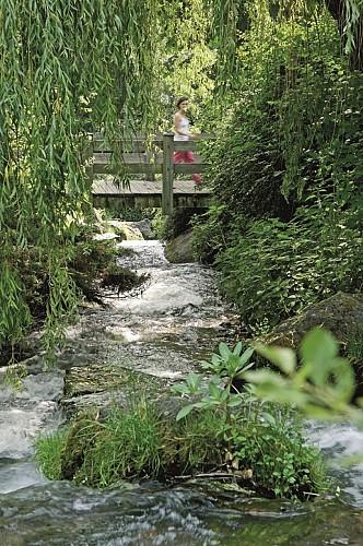 Royat-Chamalières, du parc thermal au centre-ville de Chamalières