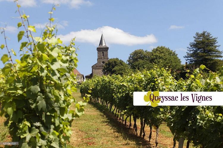 Sentier du vin paillé - Queyssac-les-Vignes