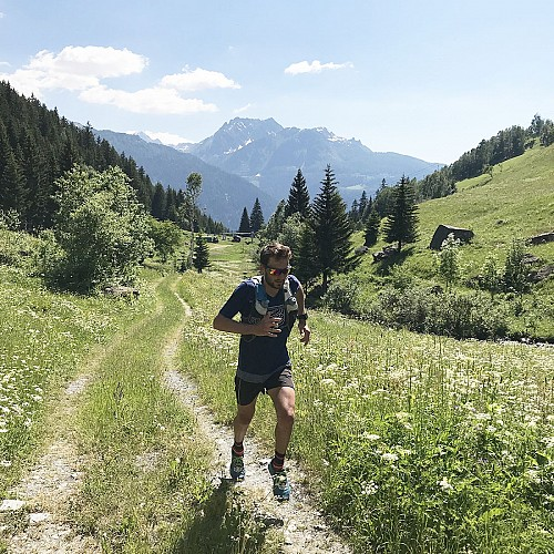 THE MOUNTAIN PASTURE TRAIL
