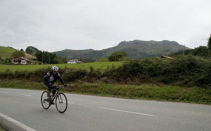 La ronde des cols : Ibardin, Lizuniaga, Saint-Ignace depuis Ascain