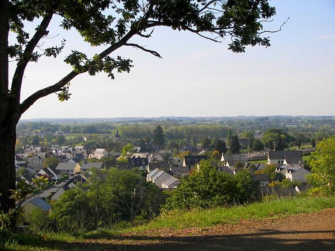 THOUARCE : Plateau de Beauregard