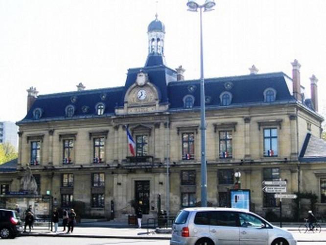 2019 Saint-Ouen 24 000 pas pour 2024