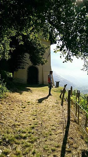 Randonnée à la chapelle de Bonne-Nouvelle