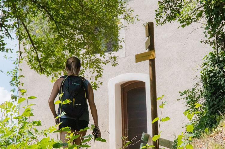 Randonnée à  la Chapelle de Bonne-Nouvelle Saint-Jean-de-Maurienne