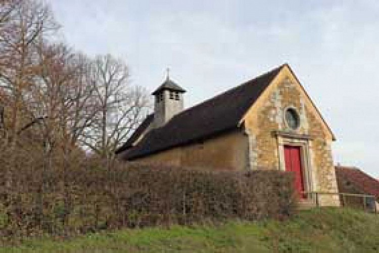 Chapelle d'Avigneau