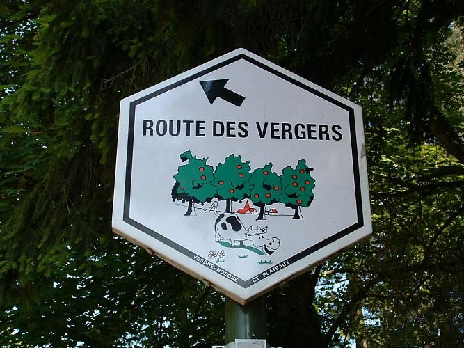 La Route des Vergers
