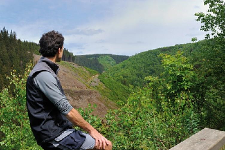 Panorama- und Höhentouren: Xhoffraix
