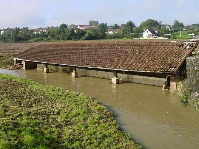 Circuit des lavoirs d'Esternay -Quartiers des Foulons Retourneloup