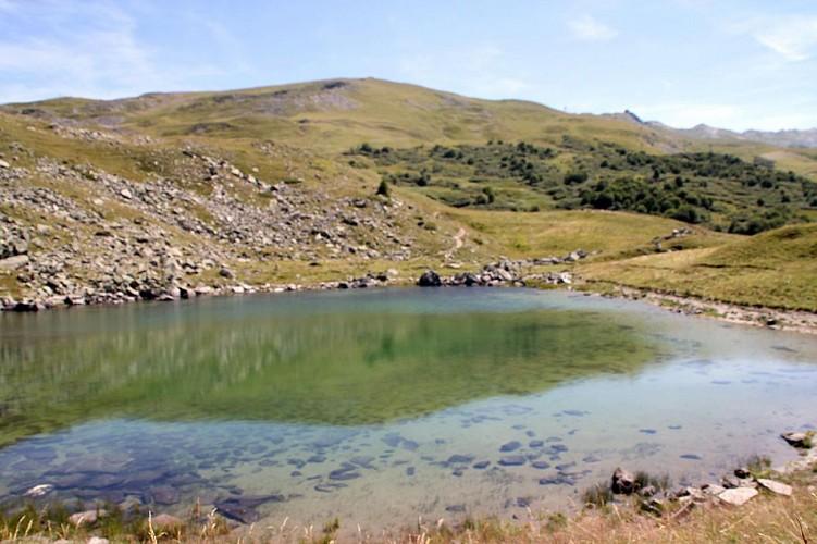 Lac du Plane - Pas de Cherferie Saint Martin de Belleville