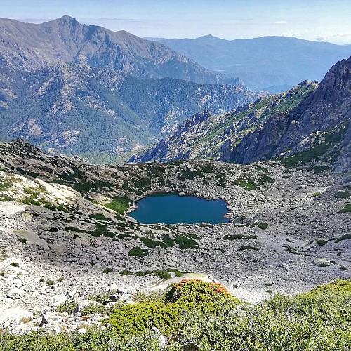 Lac d'Oro