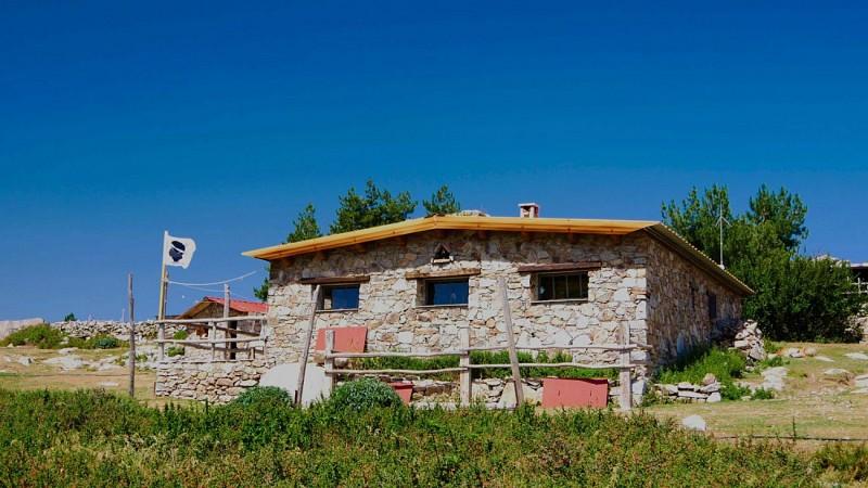 Les bergeries d'Alzo (Corse/Corsica)