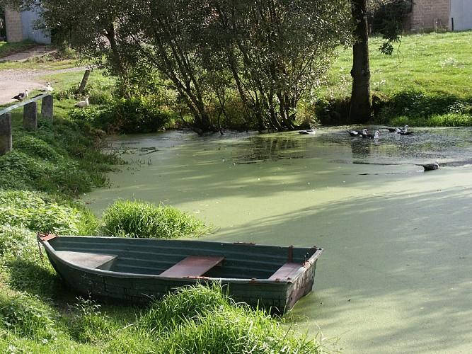Au fil de l'eau: Lontzen-Kelmis
