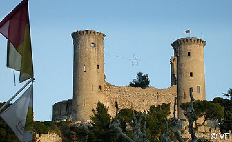 Sur les traces des comtes de Provence