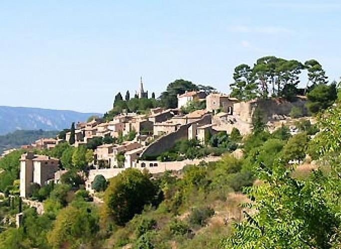 La route des châteaux perchés