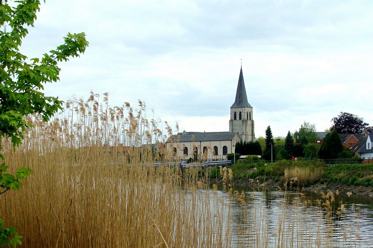 Religieus erfgoed rondom Wetteren. Fietsroute Mysterieus Religieus