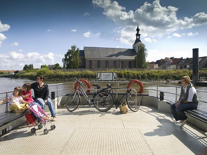 Religieus erfgoed rondom Dendermonde. Fietsroute 'Heerlijke kerken en kapellen'