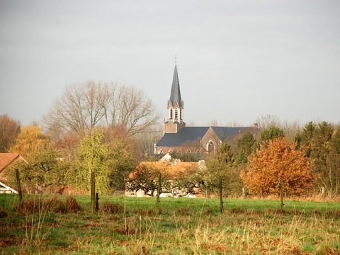 Beauvechain : Promenade de Bôvètché