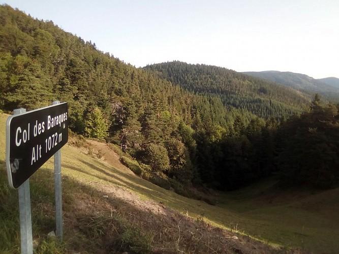 Au Col des Baraques