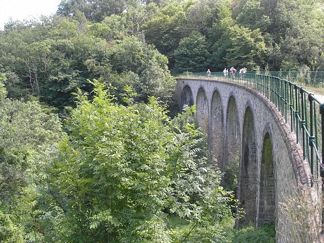 Sentier des viaducs : Saint Didier sous Riverie