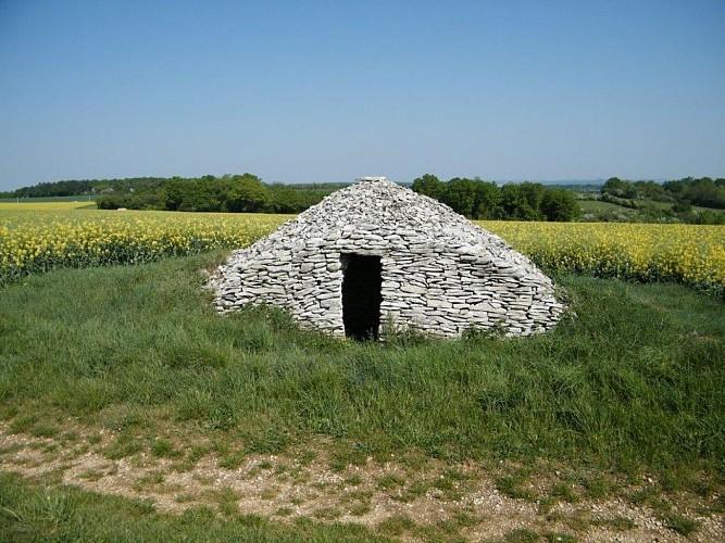 Meurgers et cabanes de vignes