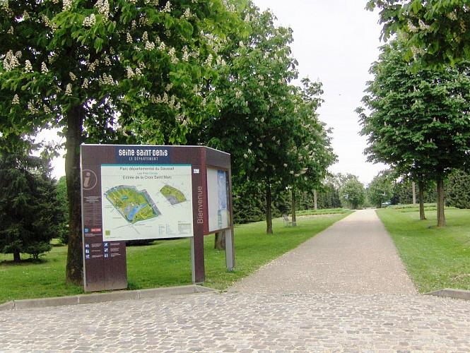 PR 14- Le parc départemental du Sausset