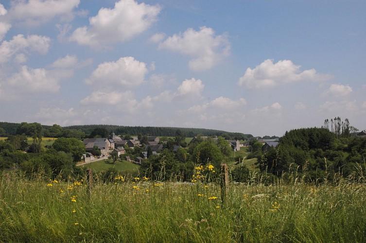 Vue village Chardeneux3