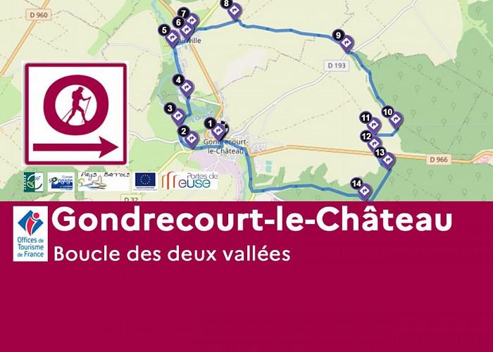 Gondrecourt-le-Château - Boucle des Deux Vallées
