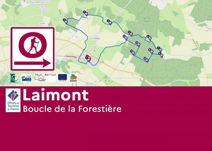 Laimont - Boucle de la Forestière