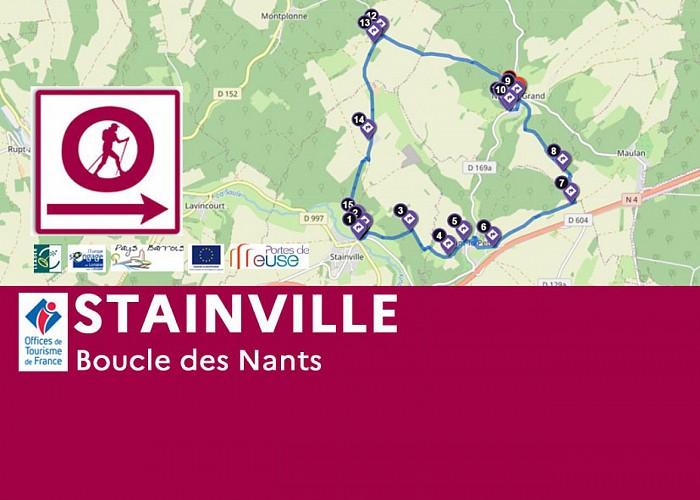 Stainville - Boucle des Nants