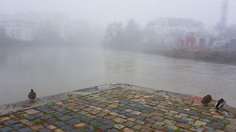La confluence de l'Ille et de la Vilaine