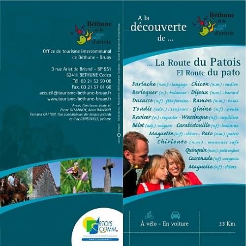 A la découverte de La route du Patois - El Route du pato