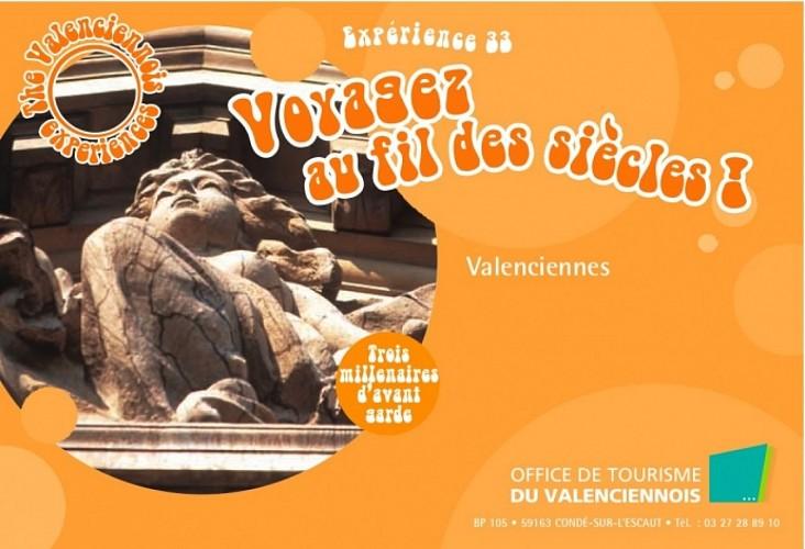 Valenciennes - Autour du square Watteau - Experience 33