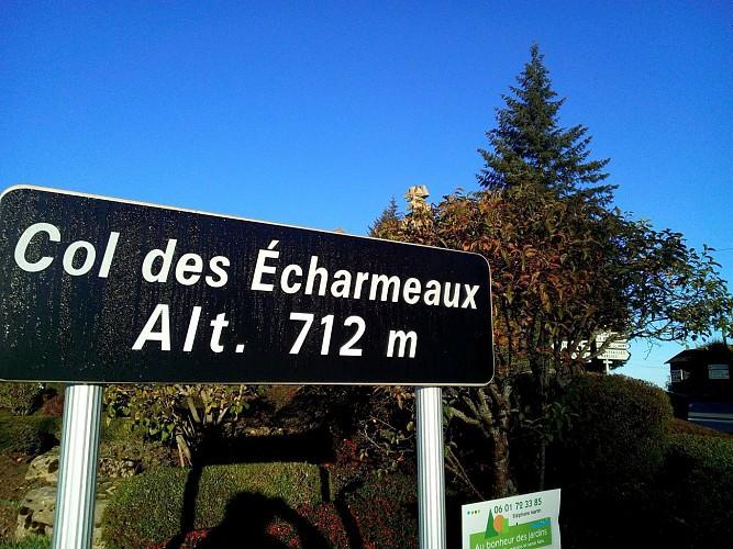 Boucle cyclo/VAE (22 km) vers 4 géo-sites du Beaujolais Vert (+ 1 en option)