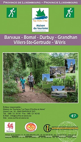 Bois de Vine ( Gemeente DURBUY )
