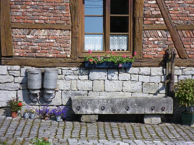 Les pierres de légendes ( 1 ) (Commune DURBUY)