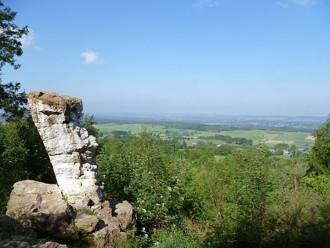 Les pierres de légendes ( 2 ) (Commune DURBUY)