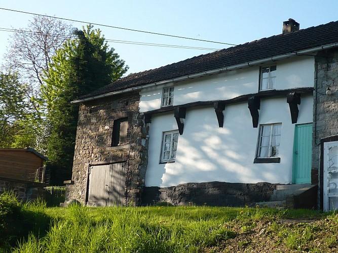 Le Moulin des roches (Commune DURBUY)
