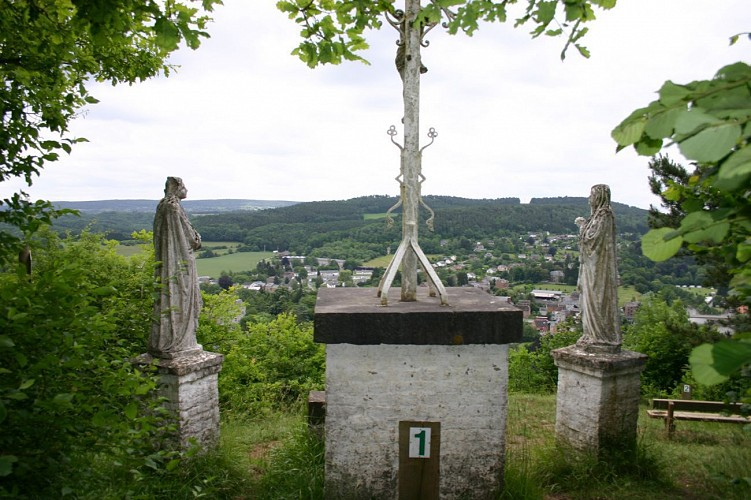Le Calvaire (Commune DURBUY)
