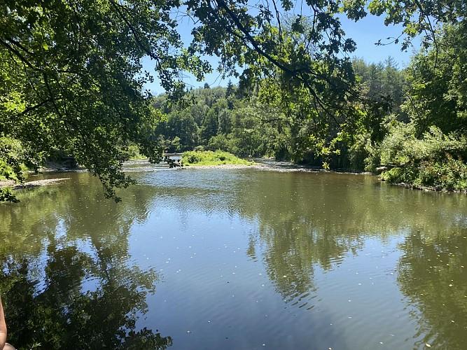 Le chemin Touristique (Commune DURBUY)